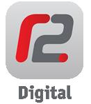 R2 Digital Logo